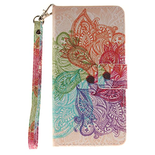 case-cover-para-sony-xperia-m4-aquacrisant-hermosas-flores-de-colores-diseno-funcion-billetera-con-r