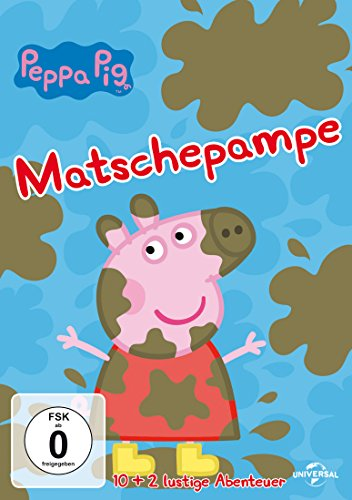Peppa Pig - Matschepampe (De Pepa Video)