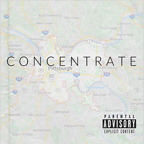 Concentrate (feat. Hess) [Explicit]