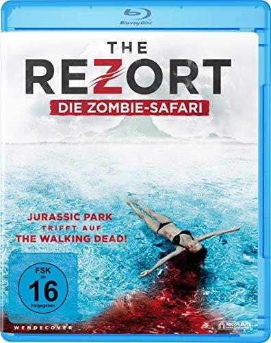 The Rezort - Die Zombie Safari [Blu-ray]