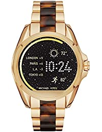 Michael Kors Digital Gold Dial Women's Watch-MKT5003
