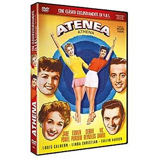 Athena v.o.s. 1954 DVD