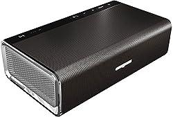 Creative Sound Blaster Roar SR20A Tragbarer Bluetooth-Lautsprecher (NFC-Funktion/AAC/aptX, 5 Treiber, integrierter Subwoofer) schwarz