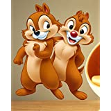 Cartoon Character Decorative Pvc Vinyl Removable Decor Wall Stickers Decal Wall Sticker Home Decor Cartoon Wall Sticker Decorative Stickers Wallpaper For Kids Home Living Room Bedroom Kitchen Office By MADHUBAN DÉCOR