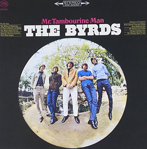the Byrds: Mr. Tambourine Man (Audio CD)