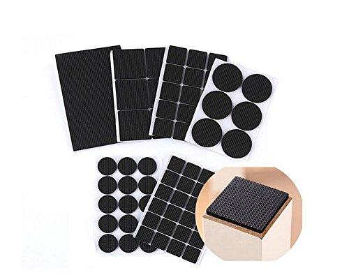 lot-de-184-noir-multifonction-epaissir-tapis-de-protection-en-silicone-antiderapant-sol-autocollante