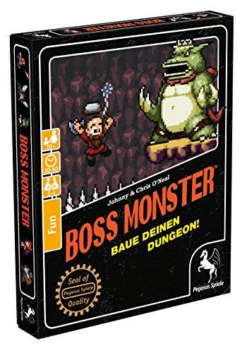 Preisvergleich Produktbild Pegasus Spiele 17560G - Boss Monster