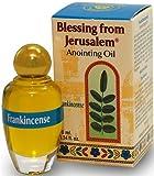 Holy Land Market Bendición de Aceite de Jerusalén unción-10ML (.34120ML)