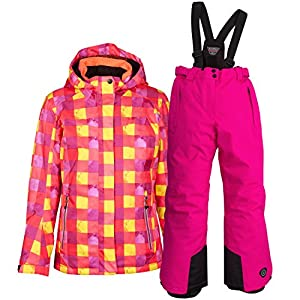 Killtec Kinder Skianzug Winter Skijacke Skihose Set Farbwahl, Größe 116-176