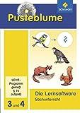 Pusteblume. Lernsoftware Sachunterricht - Ausgabe 2013: Lernsoftware 3 / 4