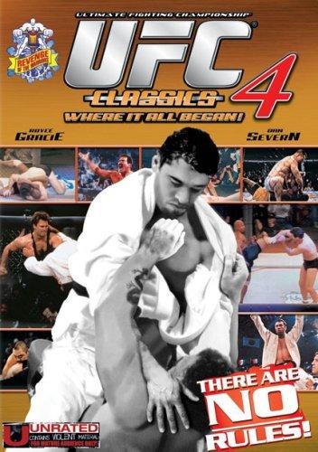 Ufc #4: Revenge Of The Warrior by Revenge of the Warriors