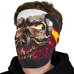 Máscaras de neopreno máscaras de motocicletas máscaras de neopreno