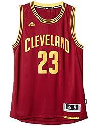 adidas Herren Trikot Swingman Kyrie Irving 2, Nba Cleveland Cavaliers, S, A45826
