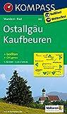 Ostallgäu - Kaufbeuren: Wanderkarte mit Kurzführer und Radwegen. GPS-genau. 1:50000: Wandelkaart 1:50 000 (KOMPASS-Wanderkarten, Band 188)