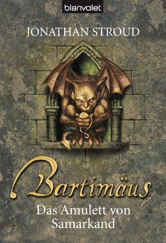 Buchseite und Rezensionen zu 'Bartimäus: Das Amulett von Samarkand' von Jonathan Stroud