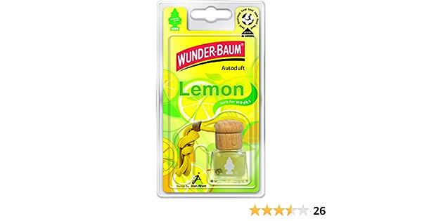 Little Trees Ltb004 Lufterfrischer Duftflakon Lemon Auto