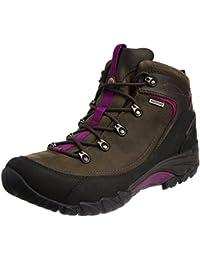 Merrell CHAM ARC 2 RIVAL WATERPROOF J68064 - Zapatillas de senderismo de cuero nobuck para mujer