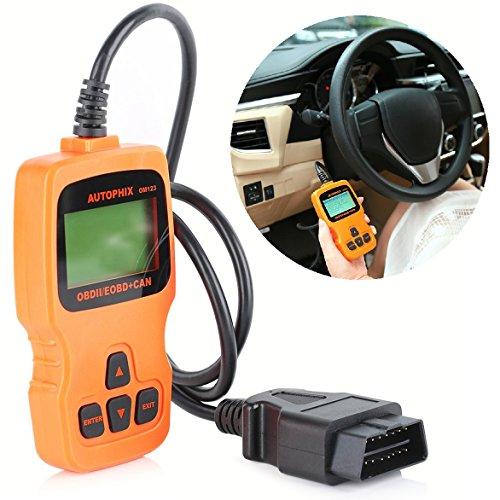 Itian OBD MATE OBDII OM123 Auto Vehicle Code Reader Diagnostico