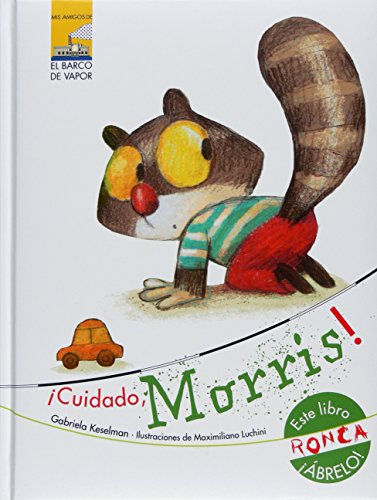 ¡Cuidado, Morris! (Mis amigos)