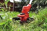 BLACK+DECKER ST5530-GB Corded Grass Strimmer, 550 W