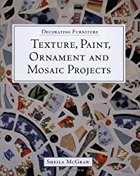 Decorating Furniture: Texture, Paint, Ornament and Mosaic Projects by Sheila McGraw (2002-09-07)