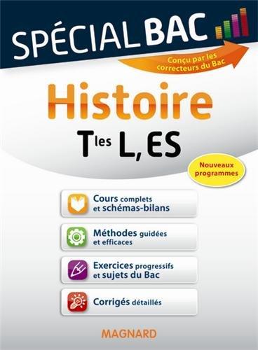 Spécial Bac : Histoire Tles L, ES