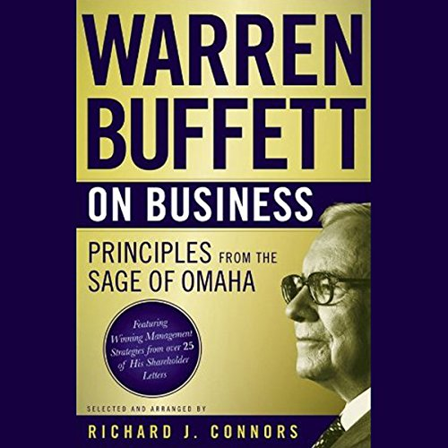 Warren Buffett on Business  Audiolibri