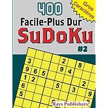 400 Facile-Plus Dur SuDoKu #2