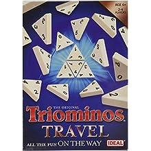 Ideal Triominos Travel Game