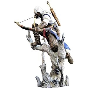 Assassins Creed 3: Connor Figur – Der Jäger