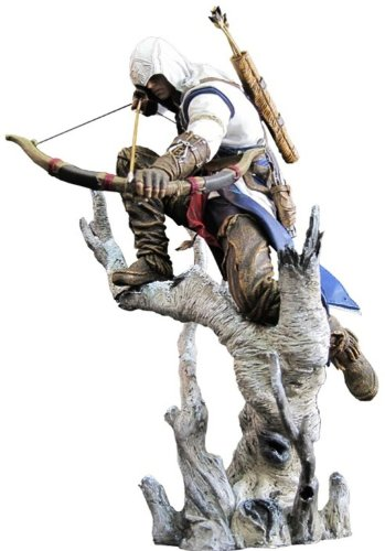 Assassins Creed 3:  Connor Figur - Der Jäger (Creed Bogen Assassins)