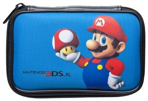 3ds Xl Blau Tasche (Nintendo 3DS XL / 3DS / DSi - Tasche