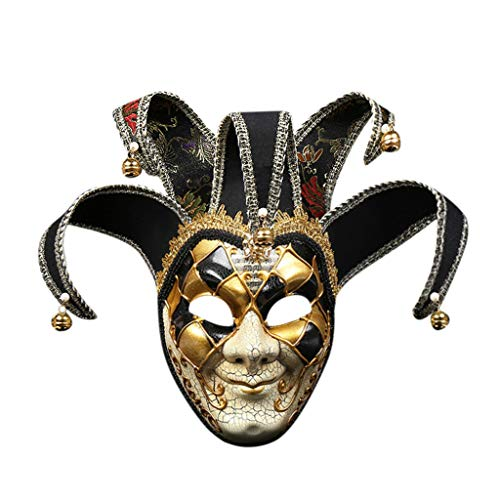 Killer Clown Kostüm Selber Machen - OverDose Halloween Maske Clown Cosplay Kopfmaske