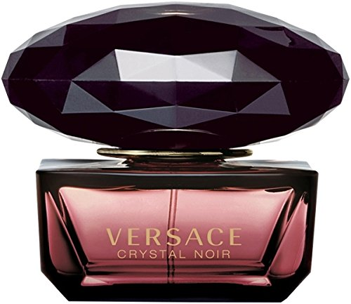 Versace Crystal Noir Eau De Parfum Spray 50ml/1.7oz - Damen Parfum (Noir Versace 90ml Crystal)