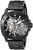 Ƒossil ME3080 Modern Machine Automatic Skeleton Dial Men's Watch