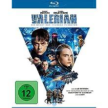 VALERIAN - MOVIE [Blu-ray]