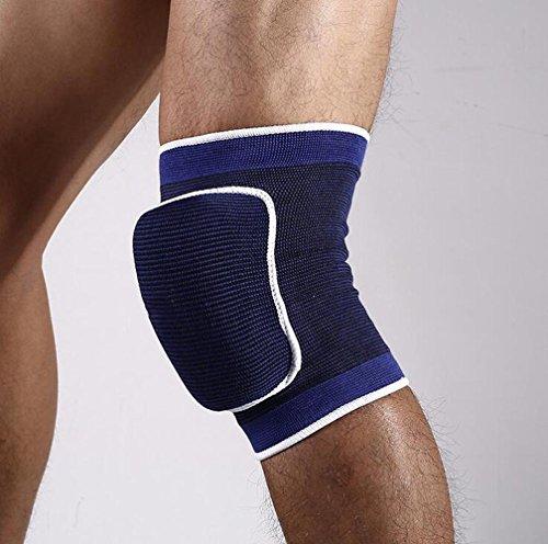RDJM Mangas de compresión para soporte de rodillas para adultos 1 par, correr, alivio del dolor, recuperación de lesiones, baloncesto y más deportes