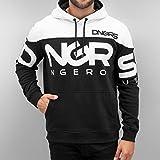 Dangerous Hoody Gino Black White Größe: L Farbe: Black