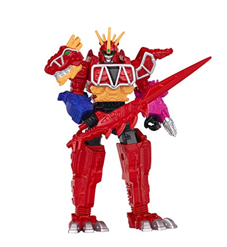 Power Rangers – Dino Charge – 12.5cm 1st Megazord Figur [UK (Power Requisiten Rangers)