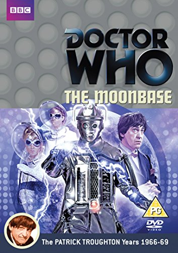 Doctor Who - The Moonbase DVD