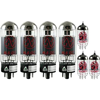 Tube Complement for Mesa/Boogie 50/50 Stereo