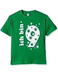Coole-Fun-T-Shirts Ich Bin 6 Jahre, T-Shirt Fille