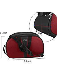 Matty Polyester Light Weight Waterproof Travel Duffel Bag/Luggage Bag/Cabin Bag/Shoulder Bag For Travelling With...