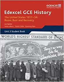 edexcel gce history unit 4 coursework Coursework workbooks: a-level history available for aqa, edexcel and ocr   successfully cover unit group 2 with the right amount of depth and pace.