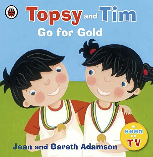 Topsy and Tim go for gold