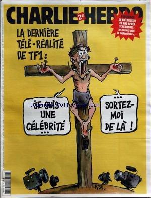 CHARLIE HEBDO [No 722] du 19/04/2006 - LA DERNIERE TELE-REALITE DE TF1 - LA BIELORUSSIE - 20 ANS APRES TCHERNOBYL