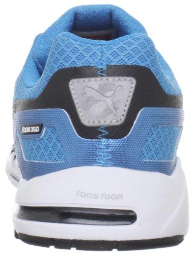 Puma Faas 350 S Herren Textile Turnschuhe Vivid Blue-Black-White