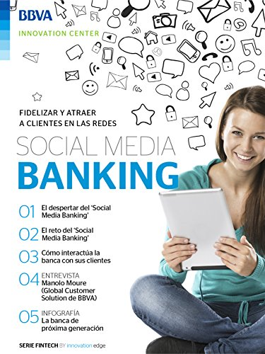 Ebook: Social Media Banking (Fintech Series) por BBVA Innovation Center