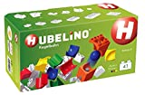 HUBELINO Marble Run - 41-Piece Catapult Expansion Set - the Original! Made in Germany! - Certified and Award-Winning Marble Run - 100% compatible with Duplo