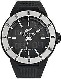 amazon co uk all blacks watches all blacks men s watch 680104 analogue quartz black 680104